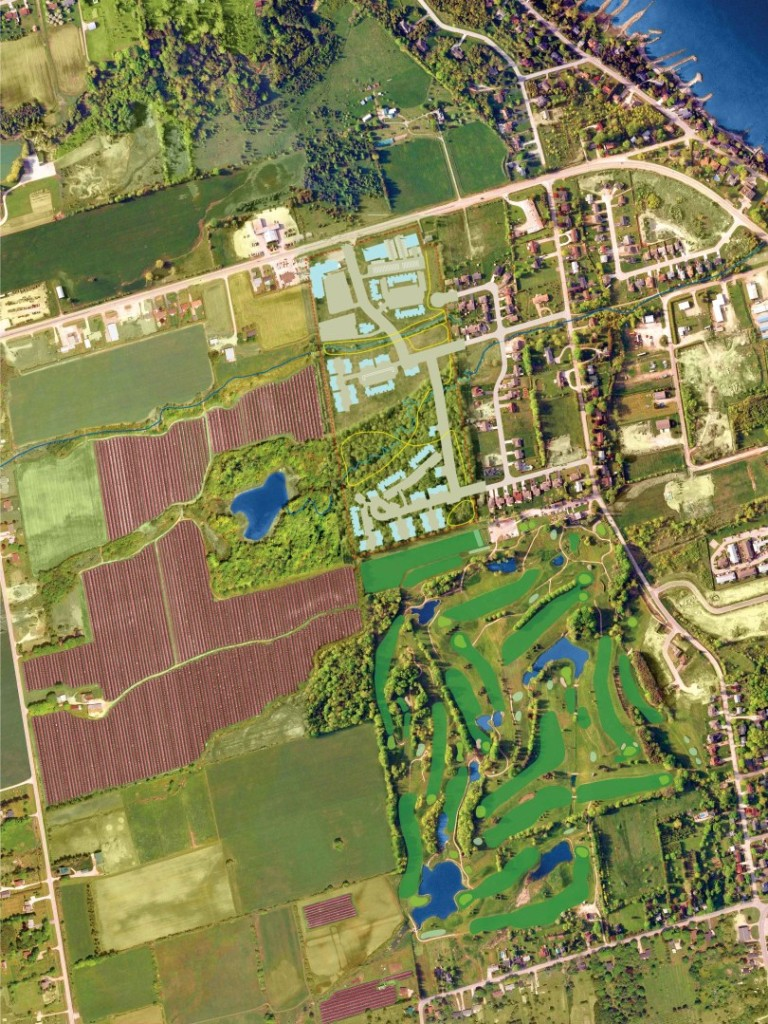 Meaford Haven sitemap
