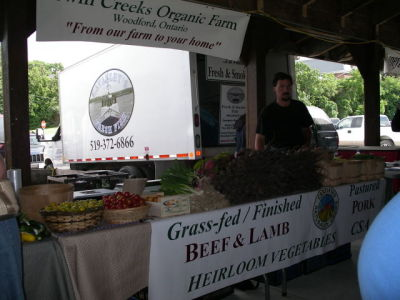Meaford Farmers' Market offers great food