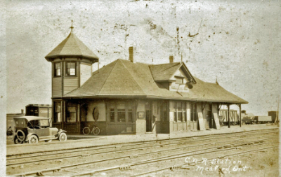 Meaford train station