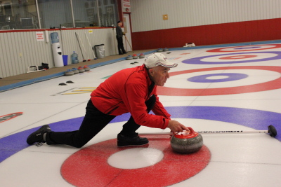 Meaford Curling Club Dave Pelling