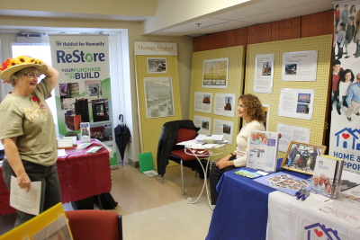Meaford Volunteer Fair