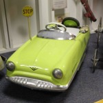 Chartreuse Kidillac from 1954