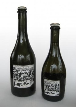 Beaver Valley Cidery bottles