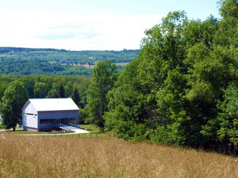 beaver valley cidery barn