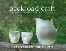 Backroad Crafts by Kate Civiero and Becky Comber