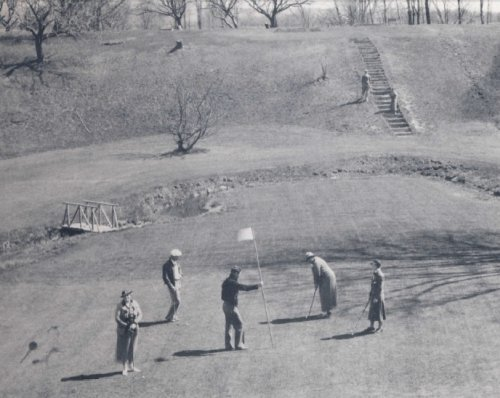 Meaford  Golf Course 1930s