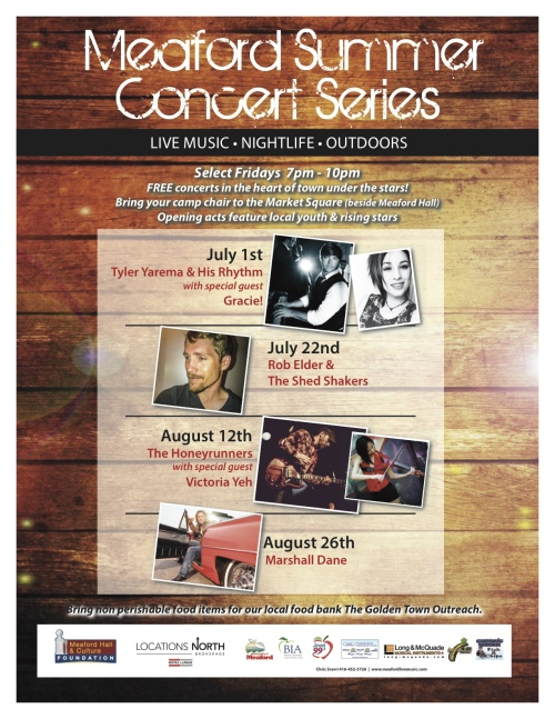 Meaford Summer Concert Series